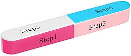 Düfte, Parfümerie und Kosmetik 7-Stufen-Nagelpufferblock - Tools For Beauty 7-way Nail Buffer Block
