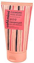 Düfte, Parfümerie und Kosmetik Gesichtsreinigungsmousse für trockene und empfindliche Haut - Cafe Mimi Cleansing Facial Mousse