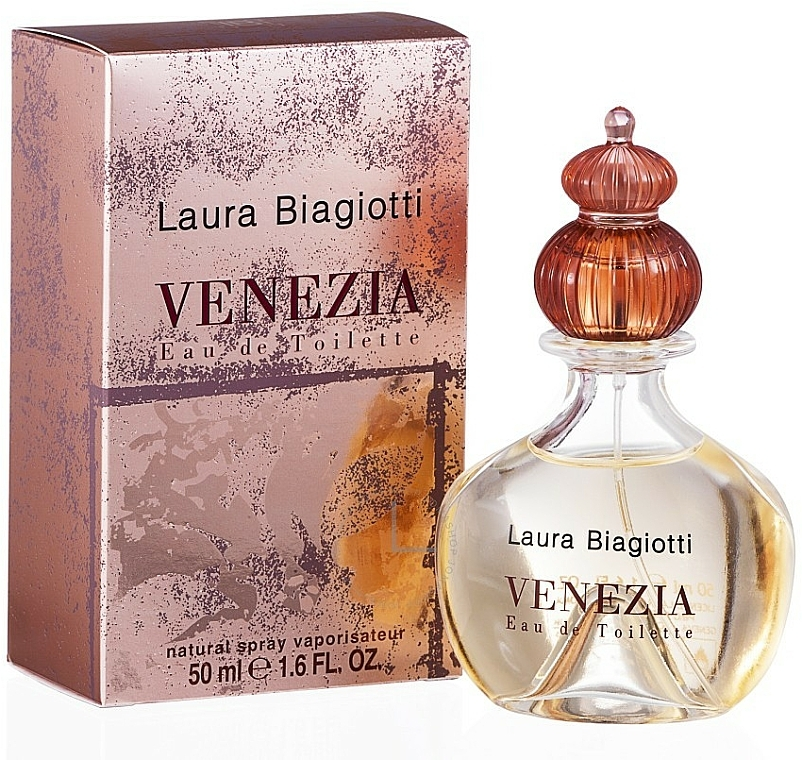 Laura Biagiotti Venezia - Eau de Toilette — Bild N2