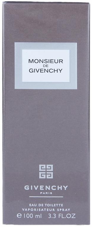Givenchy Monsieur de Givenchy - Eau de Toilette — Bild N1