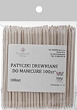 Düfte, Parfümerie und Kosmetik Orangen-Nagelhautstäbchen 100 St. - Charmine Rose