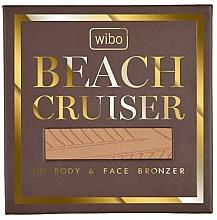 Düfte, Parfümerie und Kosmetik Bronzer für Gesicht und Körper - Wibo Beach Cruiser Body&Face Bronzer