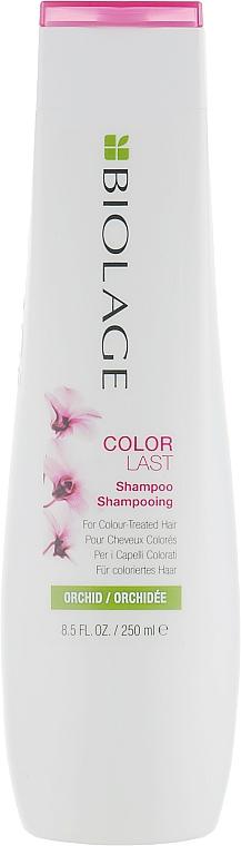 Schützendes Shampoo für coloriertes Haar - Biolage Colorlast Shampoo