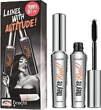 Düfte, Parfümerie und Kosmetik Augenpflegeset (Mascara 8.gx2) - Benefit Lashes With Altitude Mascara Set