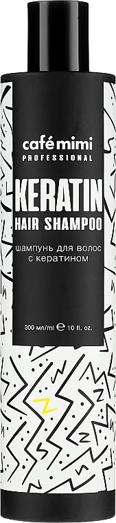 Shampoo mit Keratin - Cafe Mimi Professional Keratin Hair Shampoo