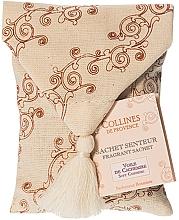 Düfte, Parfümerie und Kosmetik Duftsäckchen im Beutel Weicher Kaschmir - Collines de Provence Soft Cashmere