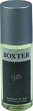 Düfte, Parfümerie und Kosmetik Chat D'or Boxter - Parfümiertes Deospray