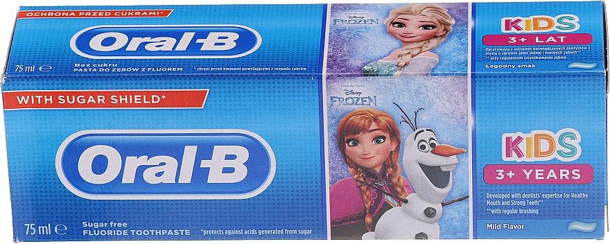 Kinderzahnpasta 3+ Jahre Frozen - Oral-B Kids Frozen Toothpaste