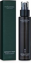 Düfte, Parfümerie und Kosmetik Feuchtigkeitsspendendes Gesichtstonikum mit Probiotika und Hyaluronsäure - Madara Cosmetics Infinity Mist Probiotic Essence