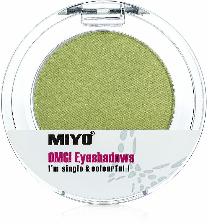 Mono-Lidschatten - Miyo Omg Eyeshadows