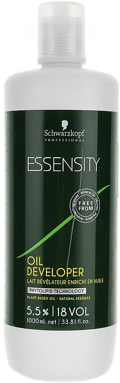 Entwicklerlotion - Schwarzkopf Professional Essensity Activating Lotion 5,5% — Bild N1