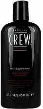 Farbneutralisierendes Shampoo für graues Haar - American Crew Classic Gray Shampoo — Bild N1