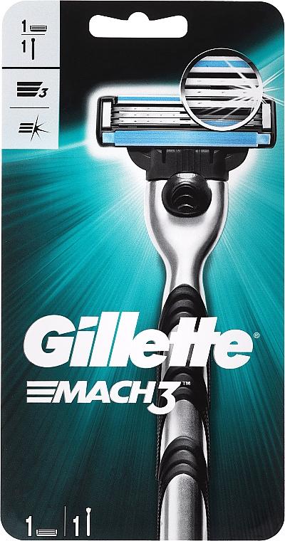 Gillette Mach3 Rasierer - Gillette MACH3