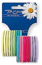 Haargummis 22227 mehrfarbig 18 St. - Top Choice — Bild N1