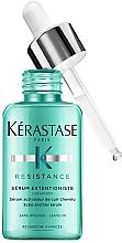 Düfte, Parfümerie und Kosmetik Serum für Haar und Kopfhaut mit Ceramiden ohne Ausspülen - Kerastase Resistance Serum Extentioniste