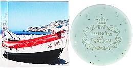 Düfte, Parfümerie und Kosmetik Naturseife Violet - Essencias De Portugal Nazaré Barco Violet Soap Live Portugal Collection