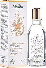 Düfte, Parfümerie und Kosmetik Pflegendes Öl für Gesicht, Körper und Haar - Melvita L'Or Bio Extraordinary Oil