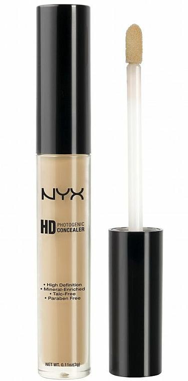 Flüssiger Gesichtsconcealer - NYX Professional Makeup Concealer Wand