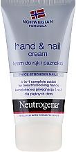 Düfte, Parfümerie und Kosmetik 4in1 Hand- und Nagelcreme - Neutrogena Hand & Nail Cream