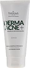 Düfte, Parfümerie und Kosmetik Entspannende und weichmachende Gesichtsmaske - Farmona Professional Derma Acne