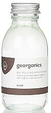 Düfte, Parfümerie und Kosmetik Mundspülung mit Kokosnussöl - Georganics Pure Coconut Mouthwash