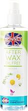 Düfte, Parfümerie und Kosmetik Lotion zur Hautbehandlung nach Haarentfernung mit Wax - Ronney After Wax Lotion Azulene
