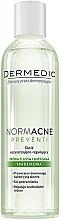 Düfte, Parfümerie und Kosmetik Erfrischendes Gesichtstonikum für normale und Mischhaut - Dermedic NormAcne Preventi Tonic