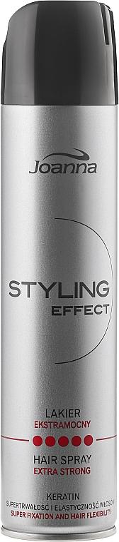 Haarlack Extra starker Halt - Joanna Styling Effect Hair Spray Extra Strong
