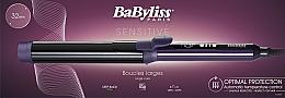 Düfte, Parfümerie und Kosmetik Lockenstab 32 mm violett - BaByliss C632E