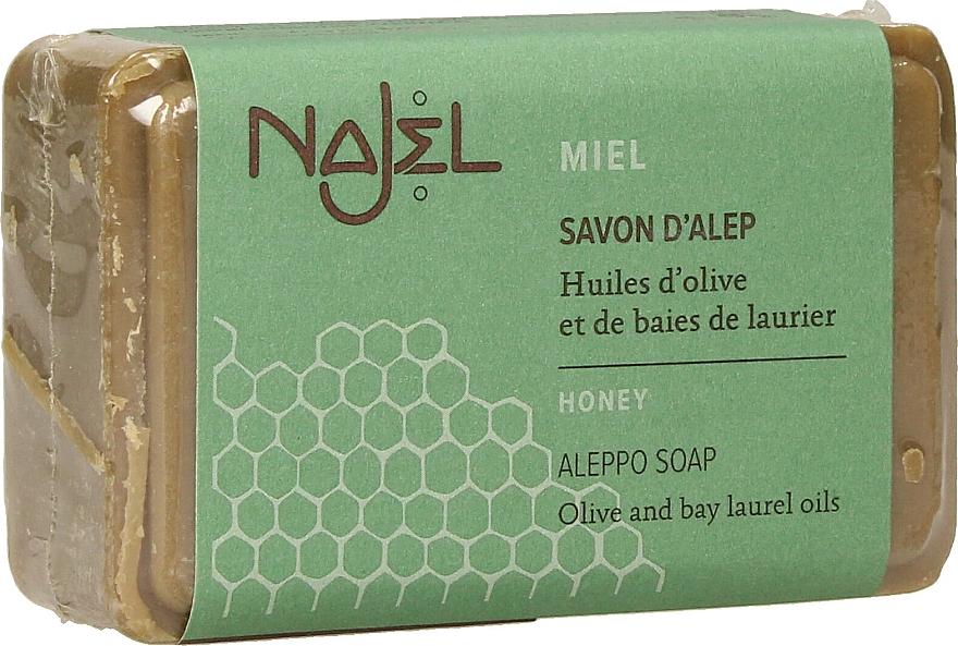 Aleppo-Seife mit Honig - Najel Soap