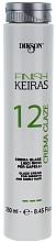 Düfte, Parfümerie und Kosmetik Wachs-Haargel mit flexiblem Halt - Dikson Finish Keiras Crema Glaze 12