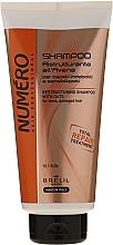 Düfte, Parfümerie und Kosmetik Regenerierendes Shampoo - Brelil Numero Brelil Numero Restructuring Shampoo with Oats