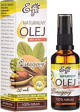 Düfte, Parfümerie und Kosmetik 100% natürliches Pistazienöl - Etja Natural Pistachio Oil