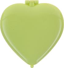 Düfte, Parfümerie und Kosmetik Kosmetischer Taschenspiegel Herz 85550 grün - Top Choice Colours Mirror