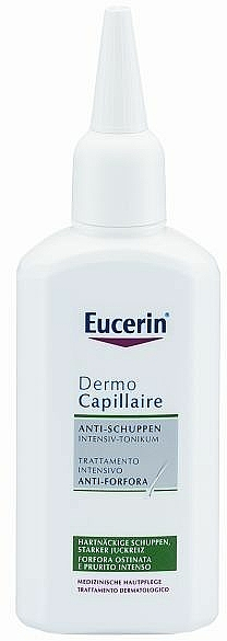 Intensives Anti-Schuppen Haartonikum - Eucerin DermoCapillaire Anti-Dandruff Scalp Treatment — Bild N1