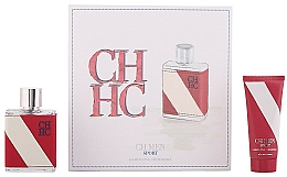 Düfte, Parfümerie und Kosmetik Carolina Herrera CH Men Sport - Duftset (Eau de Toilette 100ml + After Shave Balsam 100ml)
