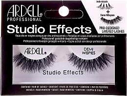Düfte, Parfümerie und Kosmetik Künstliche Wimpern - Ardell Studio Effect Demi Wispies