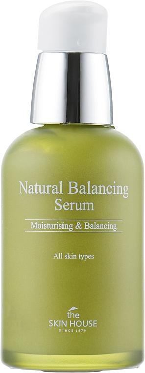 Feuchtigkeitsspendendes und ausgleichendes Gesichtsserum - The Skin House Natural Balancing Serum — Bild N2