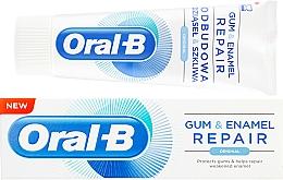 Düfte, Parfümerie und Kosmetik Schützende und regenerierende Zahnpasta für Zahnfleisch und -schmelz - Oral-B Professional Gum & Enamel Repair Original