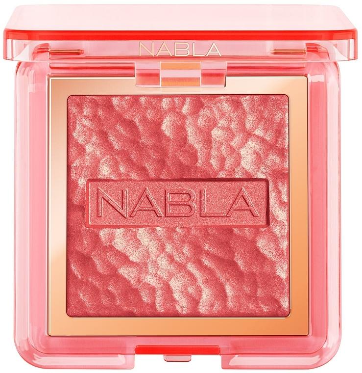 Gesichtsrouge - Nabla Miami Lights Collection Skin Glazing