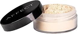 Düfte, Parfümerie und Kosmetik Loser Gesichtspuder - Affect Cosmetics Mineral Loose Powder Soft Touch