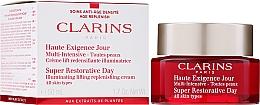 Regenerierende Tagescreme für jeden Hauttyp - Clarins Super Restorative Day Cream — Bild N2