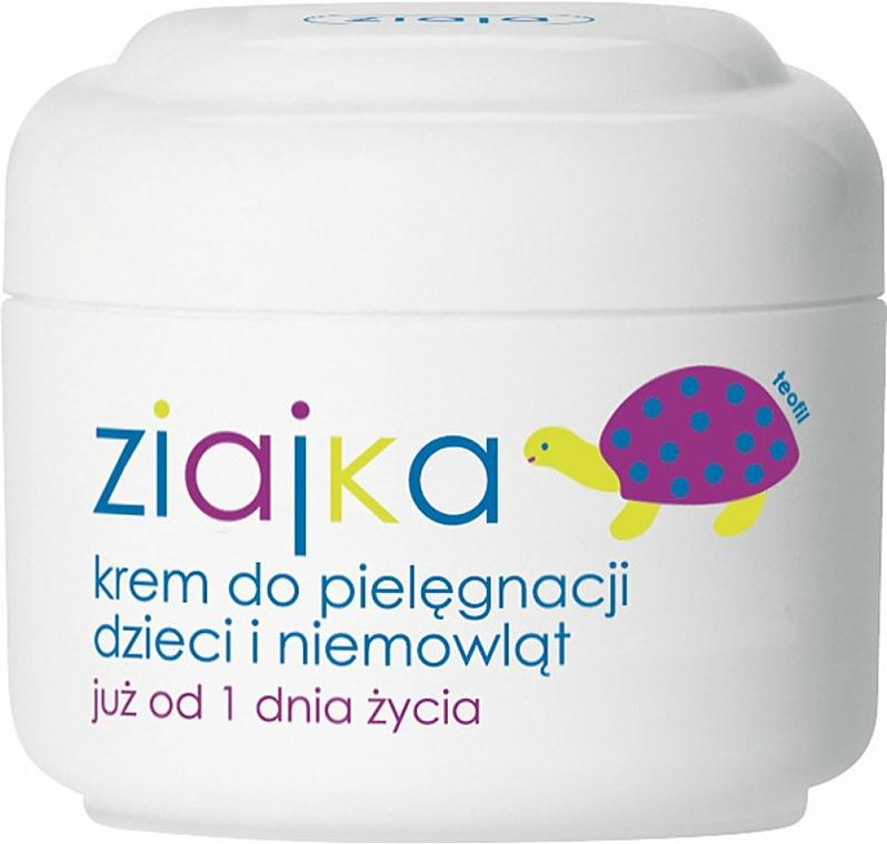 Pflegecreme für Kinder und Babys - Ziaja Body Cream for Kids