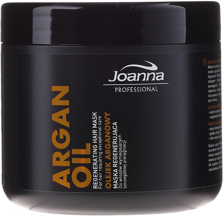 Regenerierende Haarmaske mit Arganöl - Joanna Professional Mask