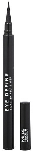Eyeliner - MUA Eye Define Soft Tip Felt Liner