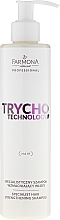Düfte, Parfümerie und Kosmetik Stärkendes Shampoo - Farmona Trycho Technology Specialist Hair Strengthening Shampoo