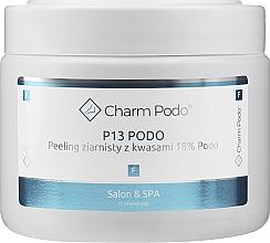 Düfte, Parfümerie und Kosmetik Fußpeeling mit 18% Säuren - Charmine Rose Charm Podo P13