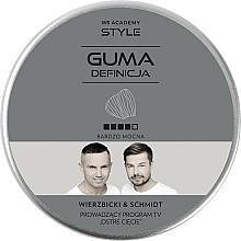 Düfte, Parfümerie und Kosmetik Modellierende Haarpaste Sehr starker Halt - WS Academy Style