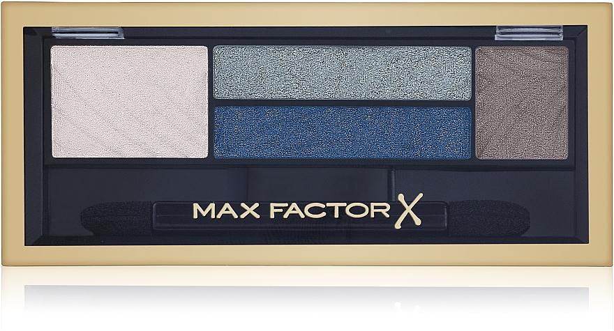 Augenbrauen- und Lidschattenpalette - Max Factor Smokey Eye Drama Kit 2-IN-1 Eyeshadow and Brow Powder