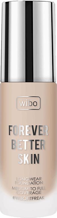Langanhaltende Grundierung - Wibo Forever Better Skin